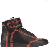 Maison Margiela hi-top sneakers - women - Leather/rubber - 41