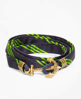 Brooks Brothers Wrap Bracelet by Kiel James Patrick