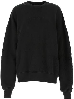Amiri Oversize Sweatshirt