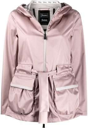 Herno Oversized Pocket Jacket