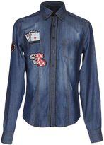 Philipp Plein Denim shirts