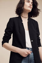 Anthropologie The Essential Boyfriend Blazer