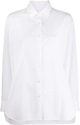 Nili Lotan Oversized Shirt