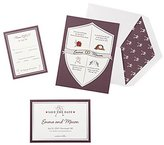 Wedding Crest Wedding Stationery