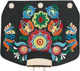 Furla Metropolis customisable flap - women - Calf Leather - One Size