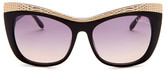 Roberto Cavalli Women&s Muscida Cat Eye Sunglasses
