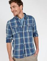 Fat Face Davisville Utility Check Shirt