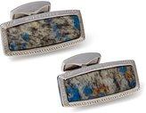Tateossian Stones of the World Limited Edition, K-2 Granite Azurite
