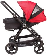 Contours Bliss 4-in-1 Convertible Stroller System - Crimson Red
