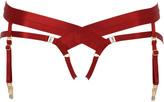 Bordelle Elastic Straps Harness Briefs