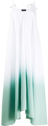 Alanui Gradient Maxi Dress