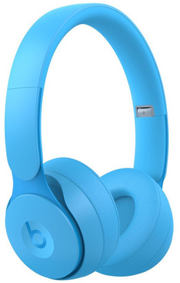 Beats by Dr Dre Solo Pro Wireless Noise Cancelling On-Ear Headphones - More Matte Collection Light