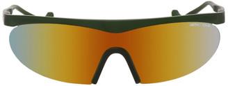 District Vision Green Koharu Sunglasses