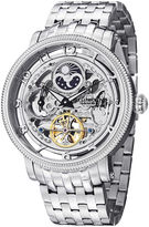 Stuhrling Original Mens Silver Tone Bracelet Watch-Sp14547