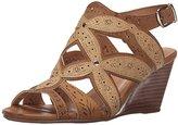 XOXO Women's Shani Wedge Sandal