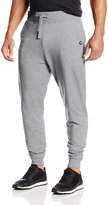Akademiks Men's Big-Tall Flatland French Terry Jogger Sweatpants