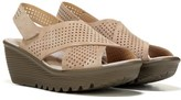 Skechers Women's Parallel Infrastructure Wedge Sandal