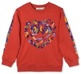 Stella McCartney red betty sweatshirt