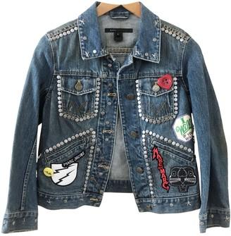 Marc Jacobs Blue Denim - Jeans Jackets