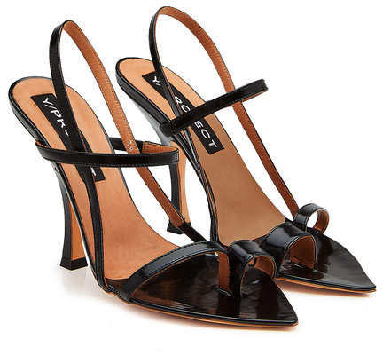 Y/Project Leather Sandals
