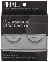 Ardell Professional Strip Lashes #109 6pk.