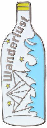 Kipling Bottle Boat Handbag Pin