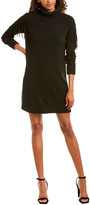 Karen Millen Wool-Blend Sweater Dress