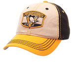 Zephyr Pittsburgh Penguins Roader Mesh Cap