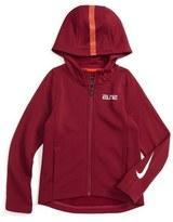 Nike Elite Therma-FIT Fleece Hoodie (Toddler Boys & Little Boys)