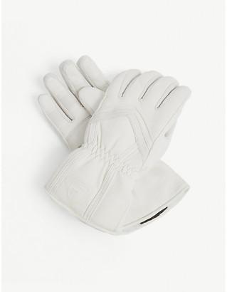 Toni Sailer Leyla leather ski gloves