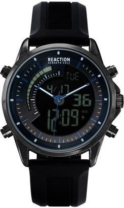 Kenneth Cole Reaction Men's Black Digital Watch