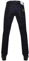 Stone Island Regular Tapered Jeans Blue