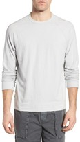 James Perse Men's Long Raglan Sleeve T-Shirt