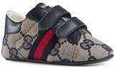 Gucci Infant Boy's 'Ace' Crib Shoe