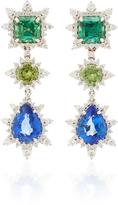 Paul Morelli Triptych Drop Earrings