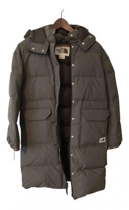 The North Face Khaki Synthetic Coats