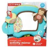 Skip Hop Alphabet Zoo Baby Activity Mirror
