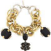 Marni multi-ring bracelet