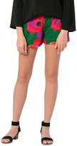 ELIZABETH ACKERMAN NEW YORK Green Poppy Short