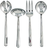 Gingko International Roberto 4-pc. 18/10 Stainless Steel Hostess Set