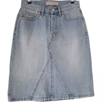 Marc by Marc Jacobs Blue Denim - Jeans Skirt for Women