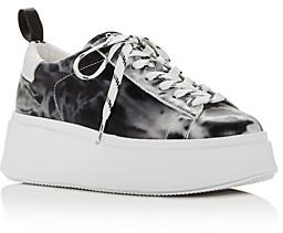 Ash Women's Moon Platform Low-Top Sneakers