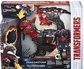 Transformers Dragonstorm Turbo Changer, Black