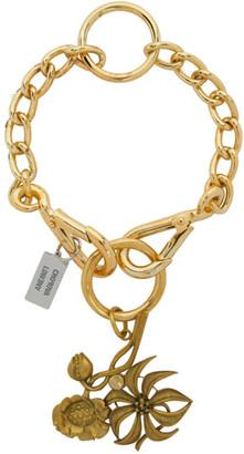 Chopova Lowena Gold Skiwelt Necklace