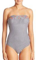OndadeMar Miranda Ciranda Bandeau One-Piece Swimsuit