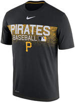 Nike Men's Pittsburgh Pirates Authentic Legend Team Issue T-Shirt