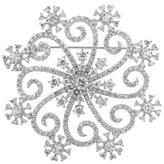 Glitzs Snowflake Brooch