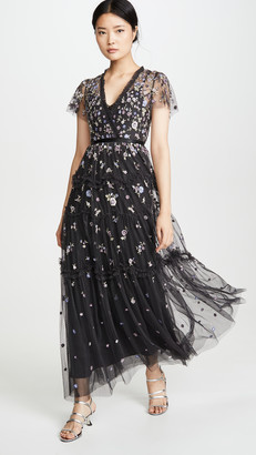 Needle & Thread Prarie Flora Gown