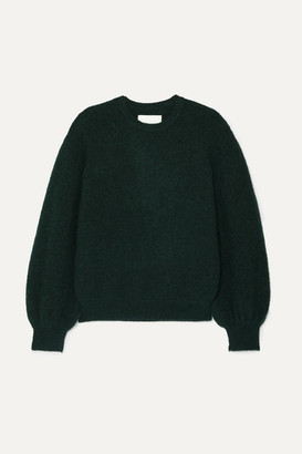 King & Tuckfield - Knitted Sweater - Green