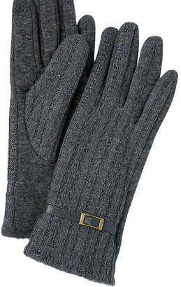 Gregory Ladner Ponti Glove With Buckle Trim